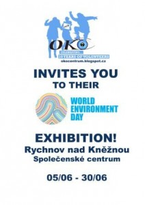 Enviroment Day Exhibition Invitation